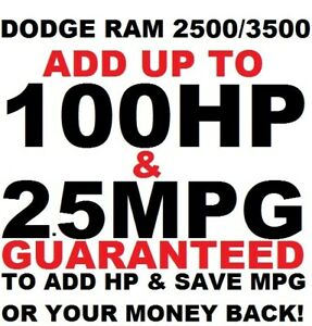 Dodge Ram 2500 3500 5 7 5 9 8 1 Performance Chip Save Gas Power Box Tuner