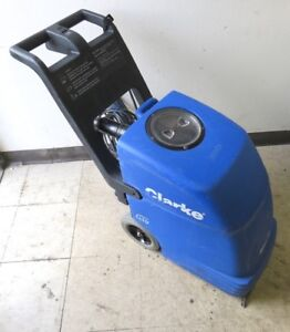 Clarke Alto Image 14 Commercial Carpet Extractor Floor Scrubber Cleaner