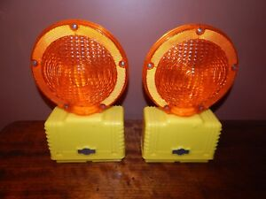 Cortina Barricade Lights Two Lights With This Sale Led 7 amber 03 10 3way dc