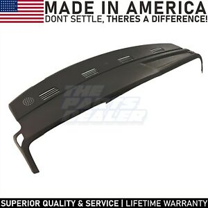 2002 2005 Dodge Ram 1500 Molded Plastic Dash Skin Cover Cap Overlay Black