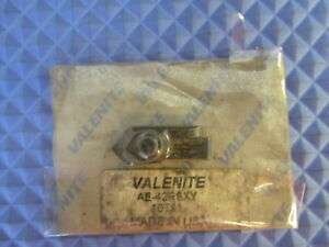 Nos Valenite Indexable Insert Cartridge Ae 42rsxy Free Shipping