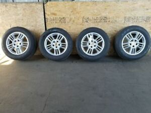 Porsche Cayenne 957 18 18 Inch Set Of Wheels Rims Alloys Factory Oem