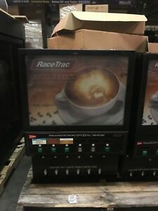 Racetrac Cappuccino Machine 6 Flavor Options