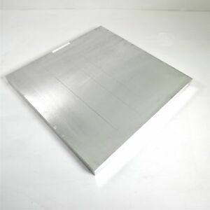 1 25 Thick 1 1 4 Aluminum 6061 Plate 13 75 X 14 Long Sku 105975