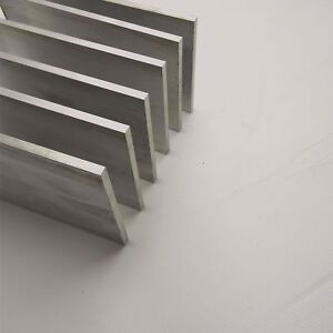 25 Thick 1 4 Aluminum 6061 Plate 5 X 22 5 Long Qty 6 Sku 137014
