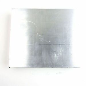 1 375 Thick 1 3 8 Aluminum 6061 Plate 8 X 8 5 Long Sku 137213