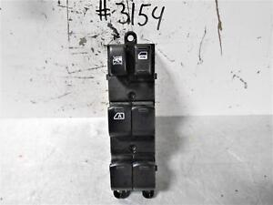 2011 Subaru Impreza Sport W o Turbo Master Power Window Switch Assembly