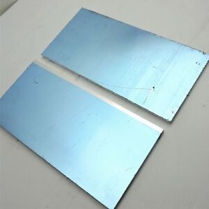 5 Thick 1 2 Precision Cast Aluminum Plate 7 125 x 18 Long Qty 2 Sku174496