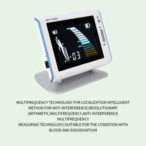 Woodpecker Dte Style Dental 4 5 Lcd Endodontic Root Canal Apex Locator