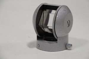Olympus Nikon Microscope Mirror Prism Adjustable Optics 27mm Id Free Priority Sh