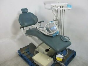 Forest 4125 Dental Patient Exam Chair W Light Delivery System