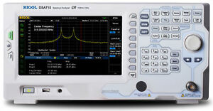 Rigol Dsa710 Spectrum Analyzer 100khz To 1ghz
