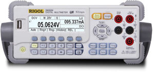 New Rigol Dm3058e Real 5 Digits Readings Resolution Us Authorized Dealer