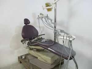 Adec 1021 Dental Patient Exam Chair W Delivery Light