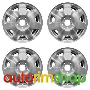 Cadillac Seville 1998 2001 16 Factory Oem Wheels Rims Set
