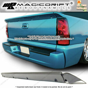For 99 06 Chevy Ss Silverado Intimidator Tailgate Spoiler Wing Super Sport Frp