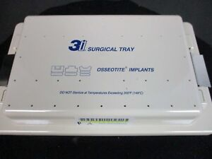 3i Surgical Implant Tray Consignment