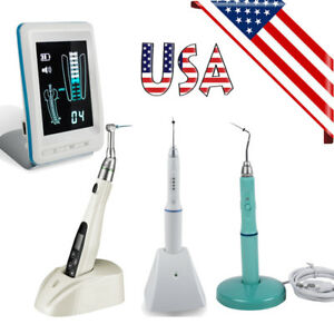 Dental Wireless 16 1 Mini Led Endo Motor Apex Locator gutta Percha Heated Pen