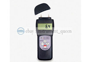 Landtek Mc7825p Digital Wood To Soil Moisture Meter Measure Tester Pin Type
