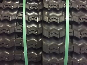 Qty 2 New Rubber Snow dirt Tracks For Bobcat T180 T190 T590