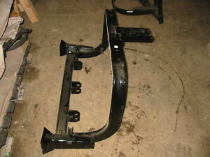 Hiniker Snow Plow Lift Frame Weldment Pump Stand P n 25012583 Qh1