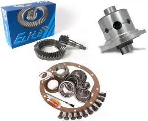 Dana 60 Front Rear 4 56 Ring And Pinion 30 Spline Duragrip Posi Elite Gear Pkg