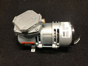 Gast Manufacturing Corporation Moa p101 aa Diaphragm Vacuum Pump