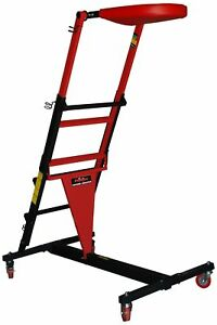 Traxion 3 700 Progear Topside Creeper Foldable Workshop Automotive Above
