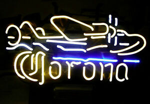 Corona Plane Neon Sign Beer Bar Pub Mancave Garage Real Neon Light Custom Z103