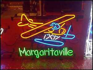Margaritaville Neon Sign Store Beer Bar Pub Mancave Garage Neon Light Sign Z446