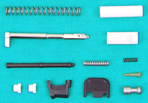 10mm Premium Upper Parts Kit w Upgrades for Glock 20 Gen3 and P80 PF45 $89.95