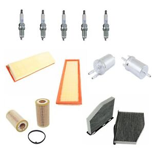 Complete Tune Up Kit For Vw Jetta Beetle Golf 2 5l Spark Plugs Filters Oem