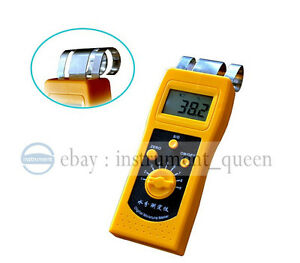 Toky Dm200p Digital Moisture Meter For Measure Different Kinds Of Papers