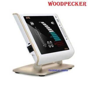 Woodpecker D pex Iii Gold Apex Locator With Clear Bright Led Screen For Clear Im