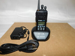 Bendix King Kng p400 Uhf Digital P25 Portable Radio Tdma Trunking 9600 Apx6000