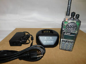 Bendix King Prototype Kng p400s Uhf Digital P25 Portable Radio Apx6000 Collector