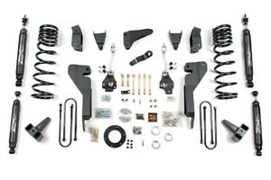 Zone Offroad 8 Inch Suspension Lift Kit D24n 2006 Dodge Ram 2500 3500
