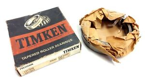 Timken L217849 L217813 Tapered Roller Bearing Race Cup Cone Set 5 Od 3 5 Id