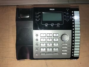 Rca 25424re1 4 Line Telefield Business Phone W o Handset