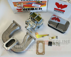 Mg Midget 1500cc Weber Carburetor Kit 1975 1979 Midget Weber Manual Choke Kit