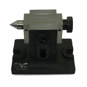 Adjustable Tailstock For 5 And 6 Rotary Tables