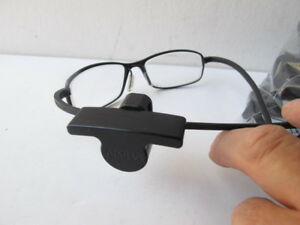 Alpha Checkpoint Eyewear Retail Security Tags Rf Technology Lot Of 74