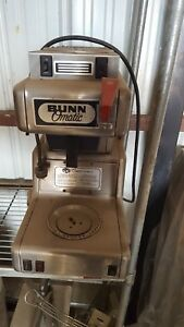 Bunn O Matic Bunn Omatic Rt35 Industrial Commercial Coffee Maker