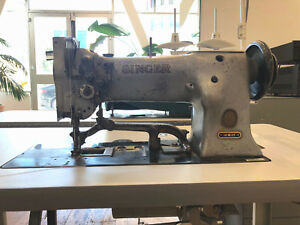 Singer Industrial Sewing Machine 111w117 Cutting Walking Foot New Blades