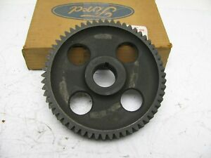 Oem Ford Camshaft Timing Gear E1tz6256a For Various 85 96 Ford Trucks 4 9l I6