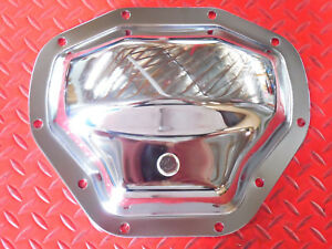 Rear End Cover Dana 80 Chrome Differential Ford Truck Dodge Ram Thick Heavy Duty