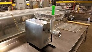 Commercial Univex Counter Top Countertop Meat Grinder butcher Shop nsf
