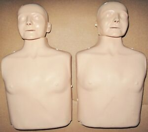 Laerdal Cpr First Aid Training Manikins W Rolling Bag 4 Pack Adult