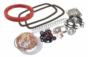 Vw Bug Beetle Engine Gasket Kit W Silicone Rear Main Seal For 1300 1600cc