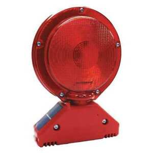 K e Safety M900 sr Barricade Light red led bolt on